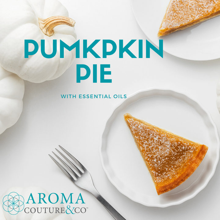 Essential Oil Pumpkin Pie