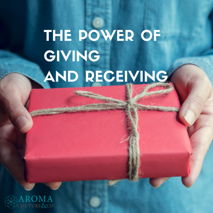 The Power of Giving and Receiving