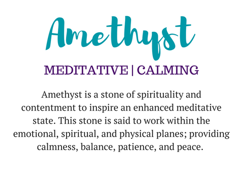 amethyst gemstone meaning