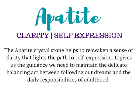 apatite gemstone meaning
