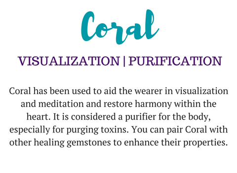 coral gemstone meaning