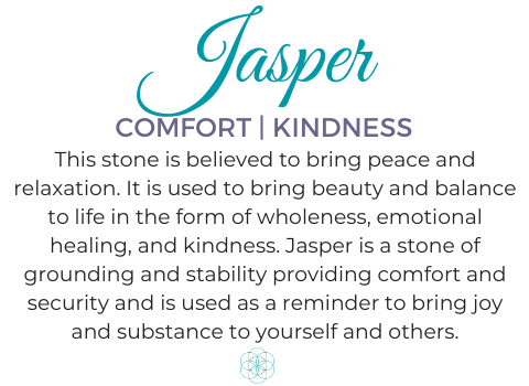 Jasper gemstone meaning aroma couture