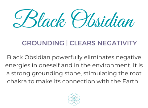 Black Obsidian meaning aroma couture