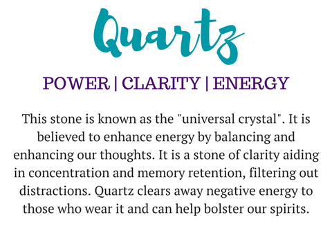 quartz gemstone meaning