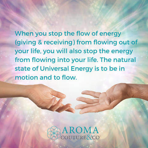 energy give freely