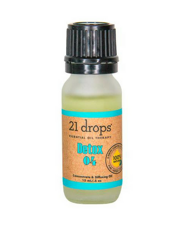 essential oil 21 drops aroma couture diffuse oils detox aromatherapy