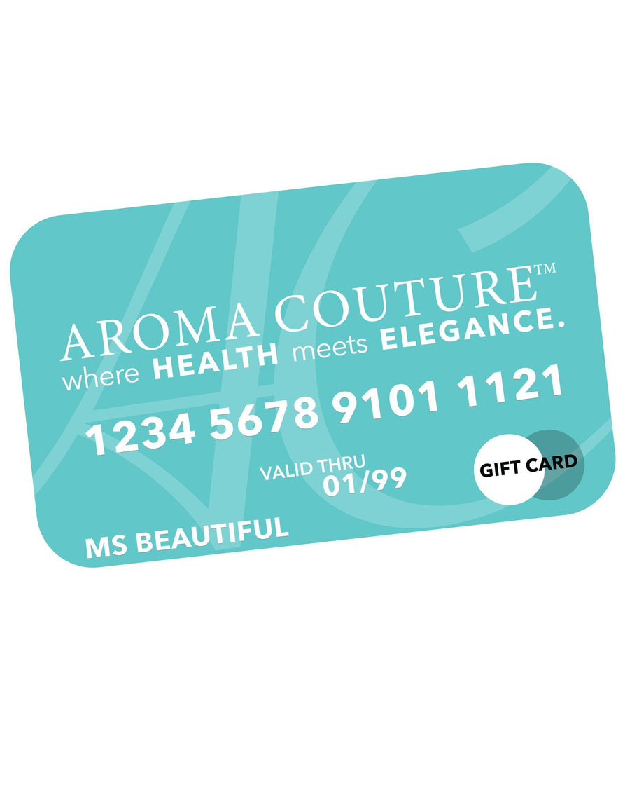 aroma Couture gift card