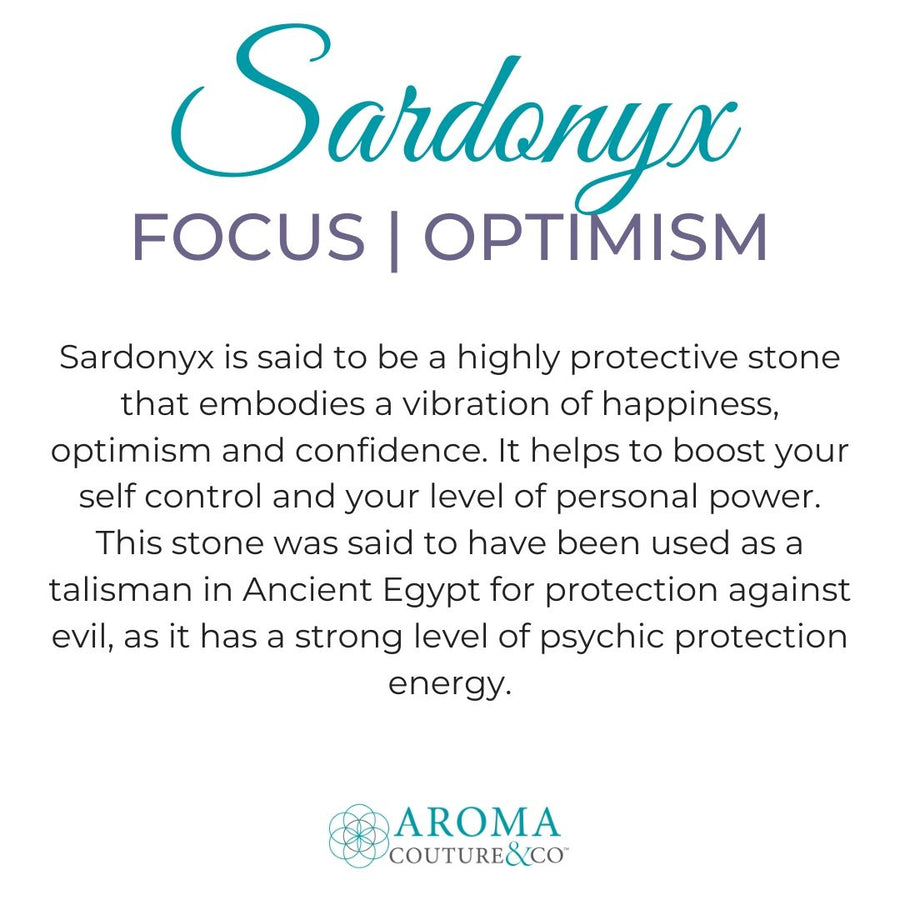 sardonyx gemstone meaning