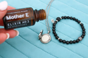 Aroma Couture Diffuser Necklace
