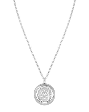 aroma couture aromatherapy diffuser necklace