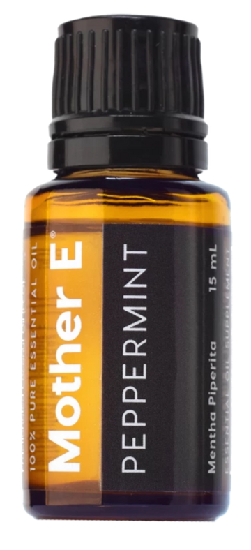 Peppermint essential oil aroma couture