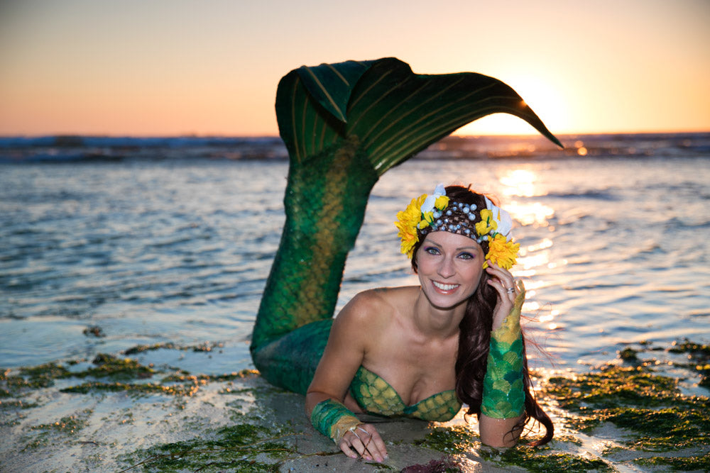 Have you ever thought about being a mermaid influencer?