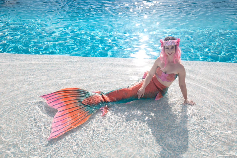 Mermaid influencers wanted