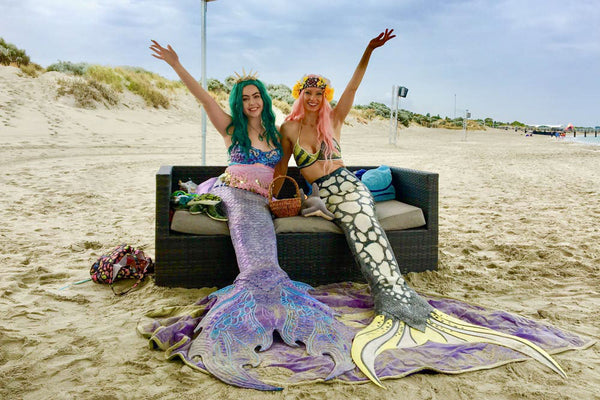 Realistic Looking Mermaid tails for Sale