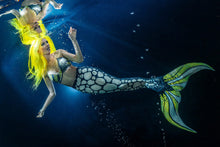 Load image into Gallery viewer, European Mermaid Tails for Swimming - Silicone Tail from Germany