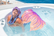 Load image into Gallery viewer, Making silicone mermaid tails for European mermaids