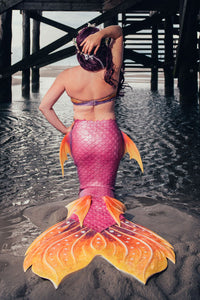 Mermaid Scales - Silicone Mermaid tails by Mermaid Kat Shop