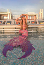 Load image into Gallery viewer, Princess Silicone Mermaid Tail