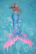 Load image into Gallery viewer, Professional Mermaid Tails - Handmade for Swimming