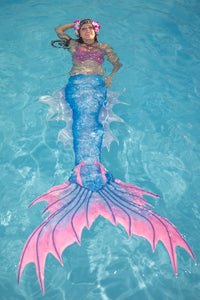 Professional Mermaid Tails - Handmade for Swimming