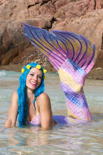 Load image into Gallery viewer, Professional Silicone Mermaid Tails