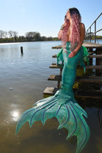 Load image into Gallery viewer, Silicone Mermaid Fins