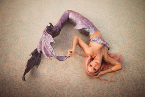 Silicone Mermaid Tail made in Europe