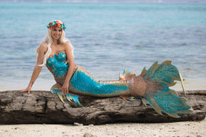 Silicone Mermaid Tails for Swimming