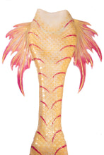 Load image into Gallery viewer, Silicone mermaid tail with Princess Pectoral Fins - Mermaid Kat Shop