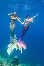 Load image into Gallery viewer, Unique Mermaid Tails - Silicone Fins