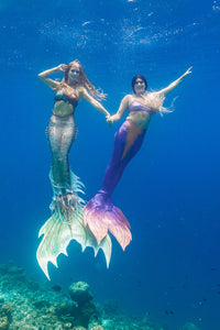 Unique Mermaid Tails - Silicone Fins
