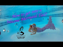 Load and play video in Gallery viewer, Silicone Tails for Mermaids and Mermen