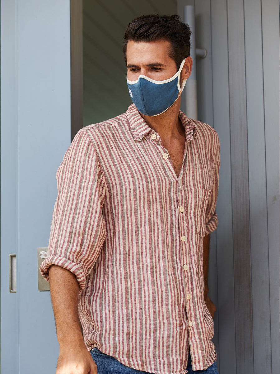 Breathe Well Antimicrobial Face Mask