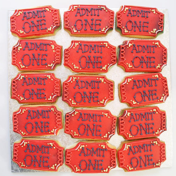 Circus Cookies - Tuck Box Cakes