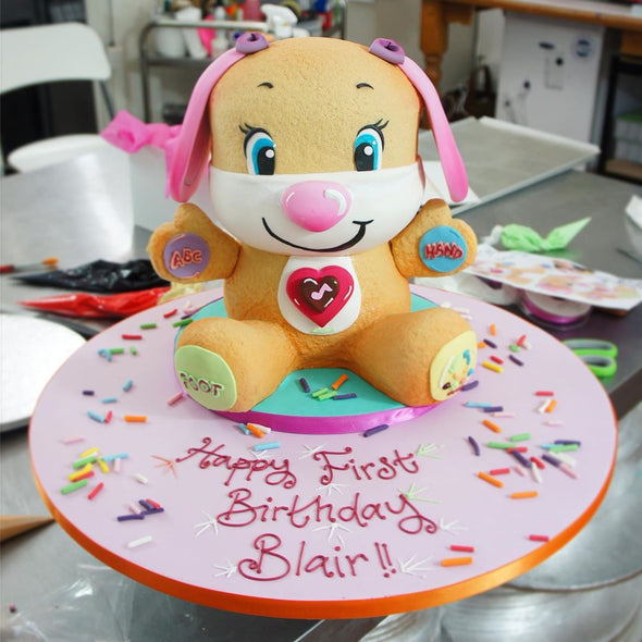 Teddy Toy Cake - Tuck Box Cakes