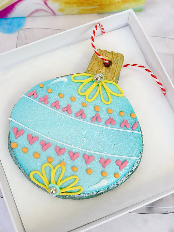 Bauble tree ornament