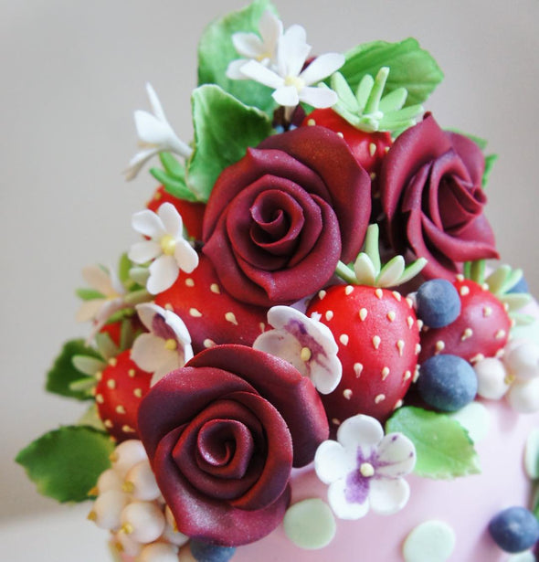 Summer Fruits - Tuck Box Cakes