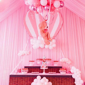 Teddy bear dessert table