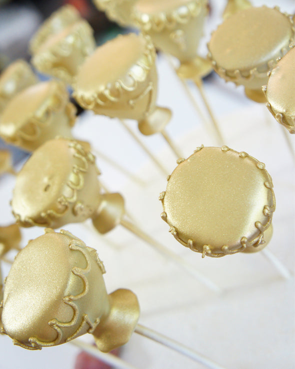 Trophy cake pops - Tuck Box Cakes
