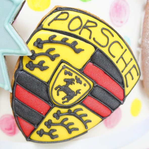 Porsche Cookie - Tuck Box Cakes