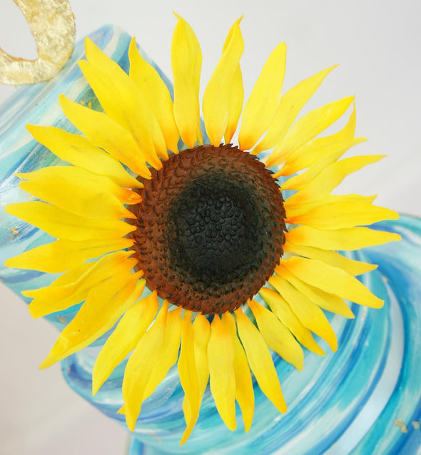 Sunflower Cake - Tuck Box Cakes