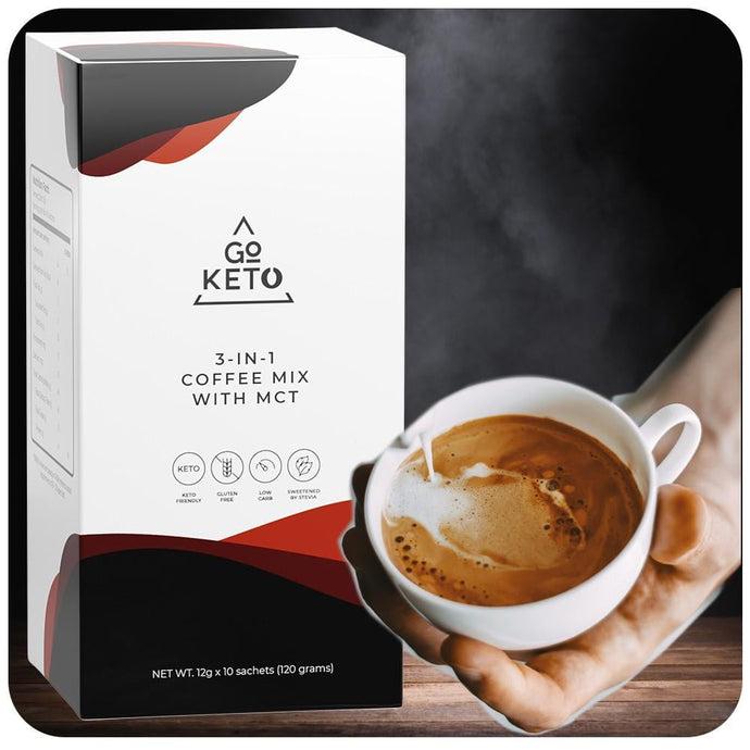 Keto Coffee (3 in 1)-Coffee-Tienda & Ship Philippines