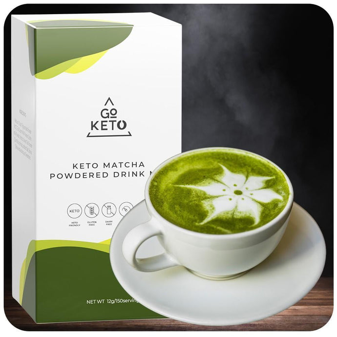 Keto Matcha Latte Powder-Tienda & Ship Philippines