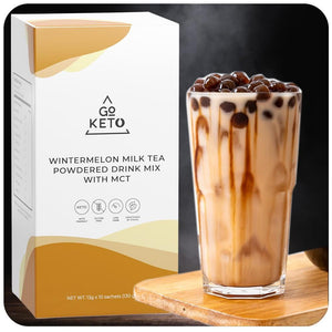 Keto Wintermelon Milktea-Tienda & Ship Philippines