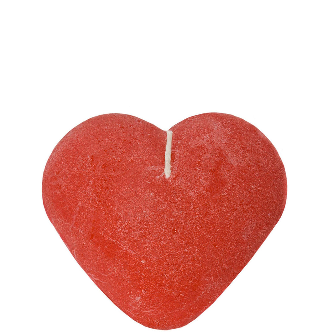 HEART Candle small, 6cm