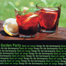 Load image into Gallery viewer, GARDEN PARTY CD Open air songs