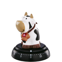 Load image into Gallery viewer, TIME BANDITS egg timer cow