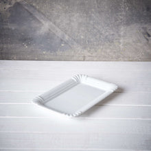 Load image into Gallery viewer, PURO Plate 22x14cm white