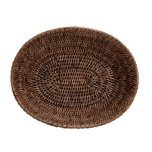 SALON COLONIAL bread basket oval