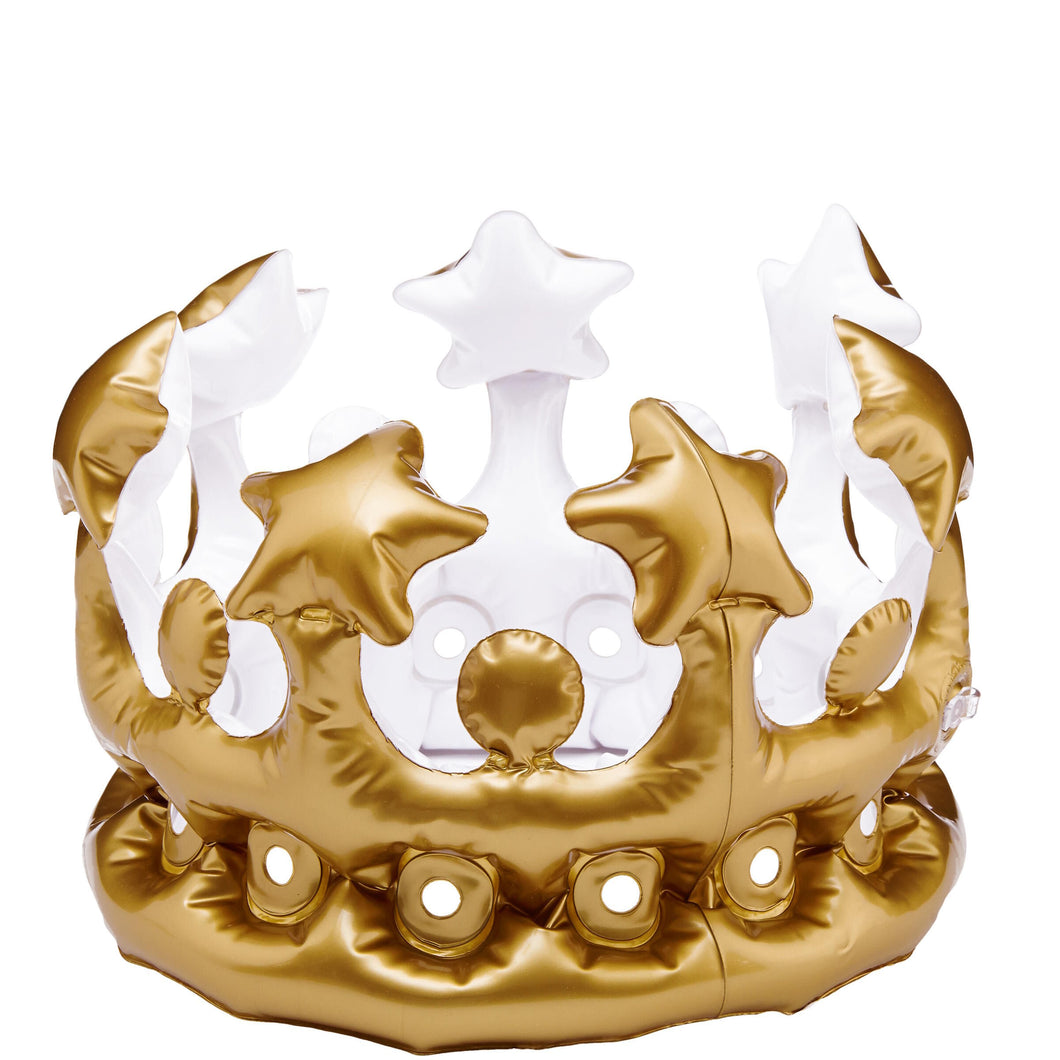 AIR ROYAL inflatable party crown